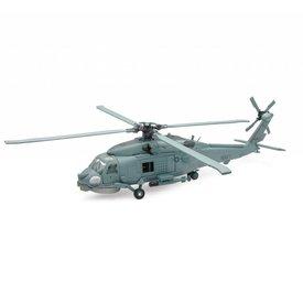NewRay SH60 Sea Hawk US Navy Grey 1:60 Diecast Sky Pilot