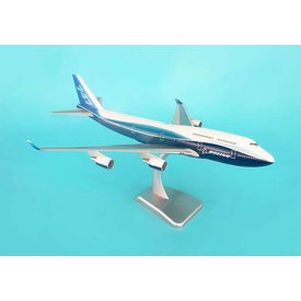 Hogan B747-400 Boeing House New Livery 1:200 With Gear + stand