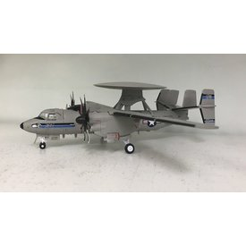 Air Force 1 Model Co. E2C Hawkeye VAW126 Seahawks CAG AC-601 1:72