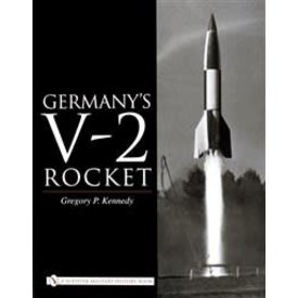 Schiffer Publishing Germany's V2 Rocket hardcover