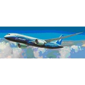 Zvesda B787-8 Dreamliner Boeing House Livery 1:144