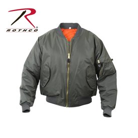 Rothco Kid's Ma-1 Flight Jacket Od