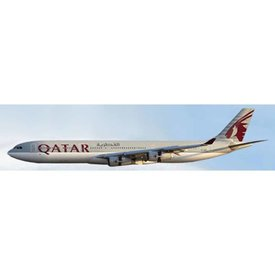 AeroClassics A340-300 QATAR Old Livery A7-AAH 1:400