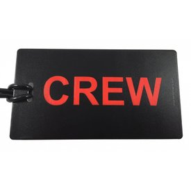 Crew Tag With Contact Card