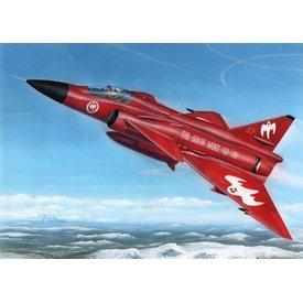 "Special Hobby SPCHO Saab AJ-37 'Viggen' ""Show Must Go On"" 1:48"
