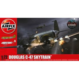 Airfix AIRFI C47 DAKOTA DOUGLAS USAAF DDAY 1:72