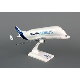 SkyMarks A300-600ST Beluga Airbus House #1 1:200 with stand
