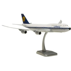 Hogan B747-8I Lufthansa Retro 1:200 with stand (no gear)