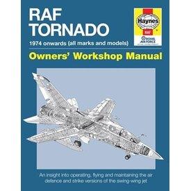 Haynes Publishing RAF Tornado 1974 onwards (all makes and models) Owners' Workshop Manual HC