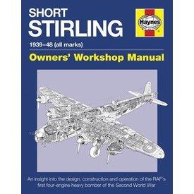 Haynes Publishing Short Stirling 1939-48 (all marks) Owners' Workshop Manual HC