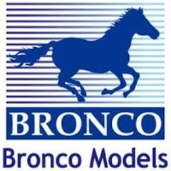 Bronco Model Kits