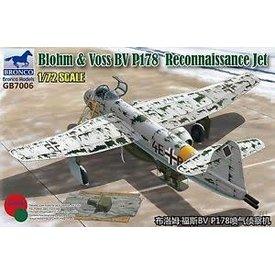 Bronco Model Kits BRONCO BV P178 RECONNAISANCE BLOHM&VOS72