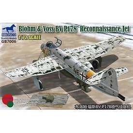 Bronco Model Kits BRONCO BV P178 RECONNAISANCE BLOHM&VOSS 1:72