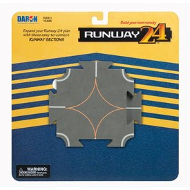 RUNWAY24 Runway Intersection (2 Pieces)