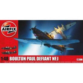 Airfix AIRFI DEFIANT NF1 BOULTON PAUL 1:48 New
