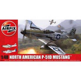 Airfix AIRFI P51D 1:48 New Tool 2018
