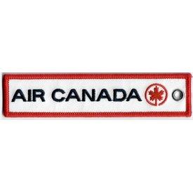 avworld.ca Key Chain Air Canada Retro Embroidered