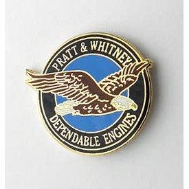 Pratt & Whitney PIN Pratt & Whitney Dependable Engines Cloisone