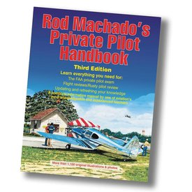 Rod Machado Rod Machado's Private Pilot Handbook Sc