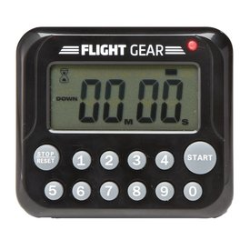 Sporty's Flight Gear Timer