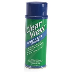 Clear View Plastic & Glass Cleaner