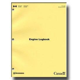 Transport Canada A/C TECH.LOG:ENGINE LOG*NEW*