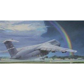 RODEN RODEN C5B Galaxy USAF 1:144