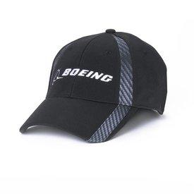 Boeing Store Carbon Fiber Print Signature Hat