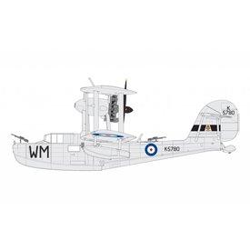 Airfix AIRFI Supermarine Walrus Mk.I 'Silver Wings' 1:48