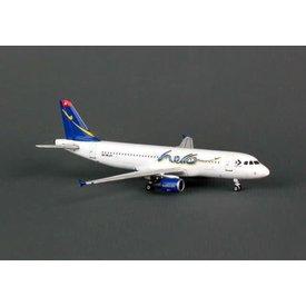 Phoenix A320 Hello ''SPHAIR''HB-JIY 1:400'