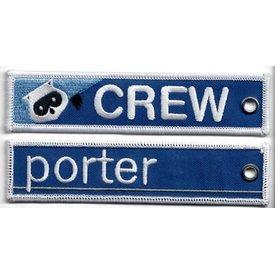 Key Chain Porter Crew
