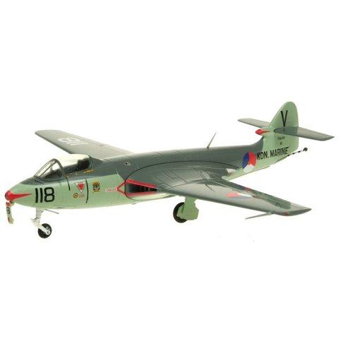 Sea Hawk FGA6 KonMarine 860 Squadron 1:72 with stand**O/P**