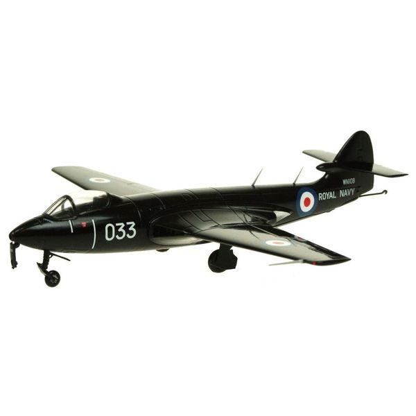 AV72 Sea Hawk FGA6 Royal Navy WN108 03 black Radar Test 1:72 with stand**o/p**