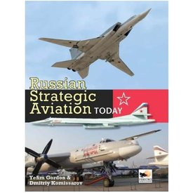 Hikoki Publications Russian Strategic Aviation Today HC
