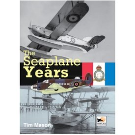 Crecy Publishing The Seaplane Years (British Experimental Aircraft) HC