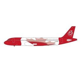 AeroClassics A319 Air Canada 65th Anniversary C-FFWN Canada Flag c/s1:400