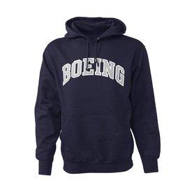 Boeing Store Varsity Pullover Hooded Sweatshirt