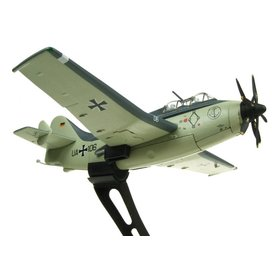 AV72 Gannet AS4 German Navy UA+106 preserved Berlin-Gatow 1:72 with stand