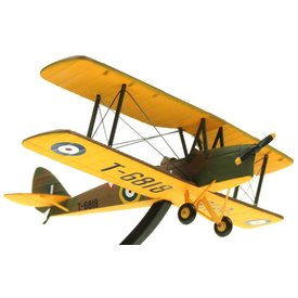 AV72 DH82 Tiger Moth Royal Air Force T6818 Camouflage/Yellow 1:72**O/P**