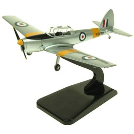 AV72 DHC1 Chipmunk T10 British Army WB660 silver / yellow 1:72 with stand