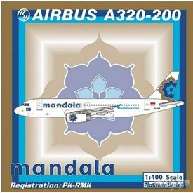 Phoenix A320 Mandala 1:400**O/P**