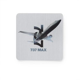 Boeing Store 737MAX X-Ray Graphic Sticker
