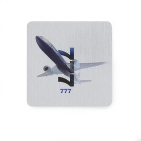The Boeing Store 777 X-Ray Graphic Sticker