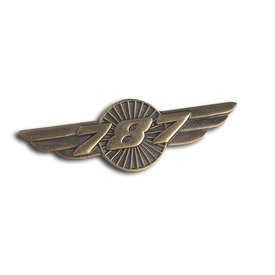 The Boeing Store PIN B787 Wings bronze 1""
