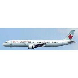 AeroClassics A321 Air Canada 2004 blue livery C-GIUF 1:400