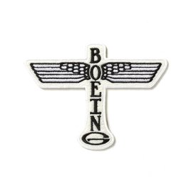 The Boeing Store PATCH BOEING TOTEM HERITAGE