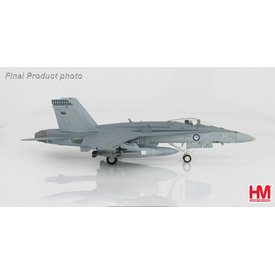Hobby Master FA18A RAAF 75 Squadron 2003 1:72 with stand