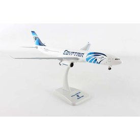 Hogan A330-300 Egyptair SU-GDS 1:200 with Gear