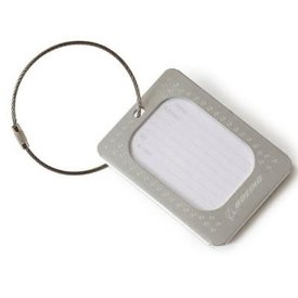 The Boeing Store Boeing Aircraft Window Luggage Tag