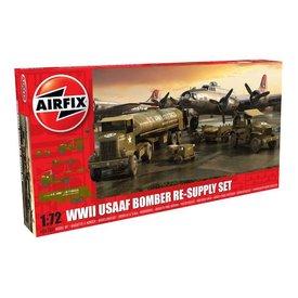 Airfix AIRFI USAAF BOMBER RESUPPLY SET 1:72